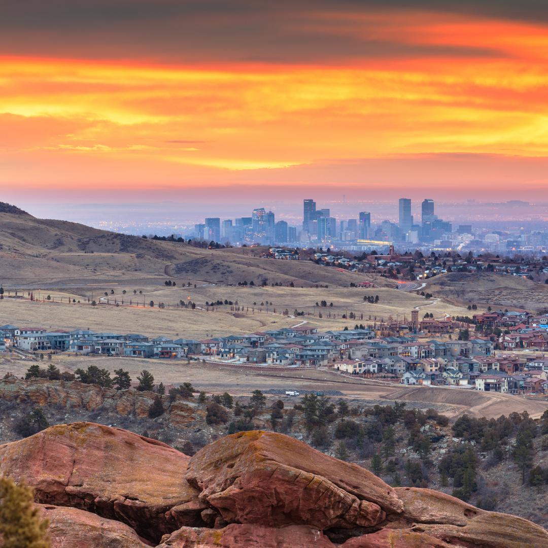Amazing Spots Near Denver, CO