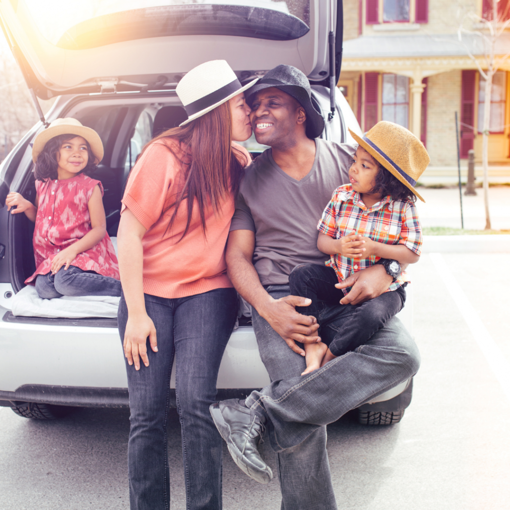 Tips for Planning a Roadtrip with Young Kids